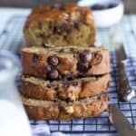 Image of Chocolate Chip Zucchini Bread