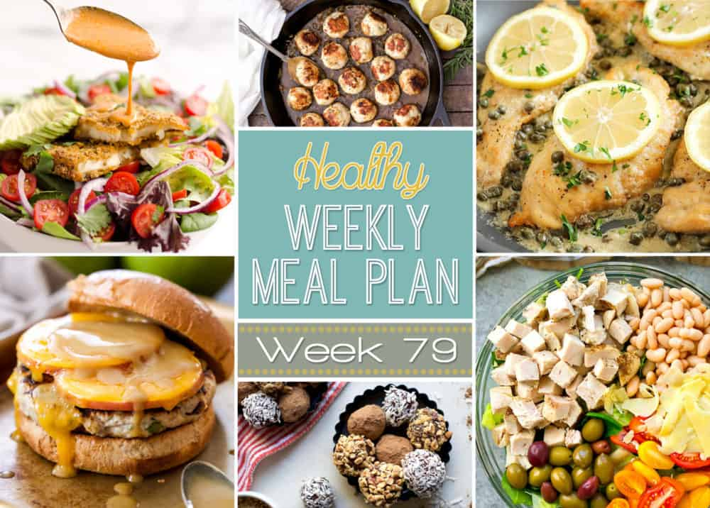 Healthy meal plan week 79 easy healthy recipes using real save forumfinder Images