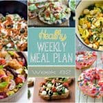 Healthy Meal Plan Week #82