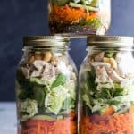Asian Chicken Mason Jar Salad - web-7