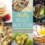Healthy Meal Plan Week #88