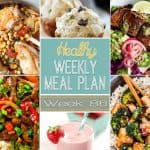 Healthy Meal Plan Week #86