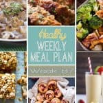 Healthy Meal Plan Week #87