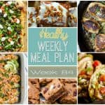 Healthy Meal Plan Week #84