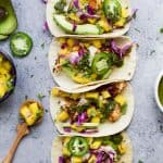 Grilled Fish Tacos with Mango Salsa - web-6