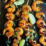 Honey Sriracha Grilled Shrimp Recipe - web-2