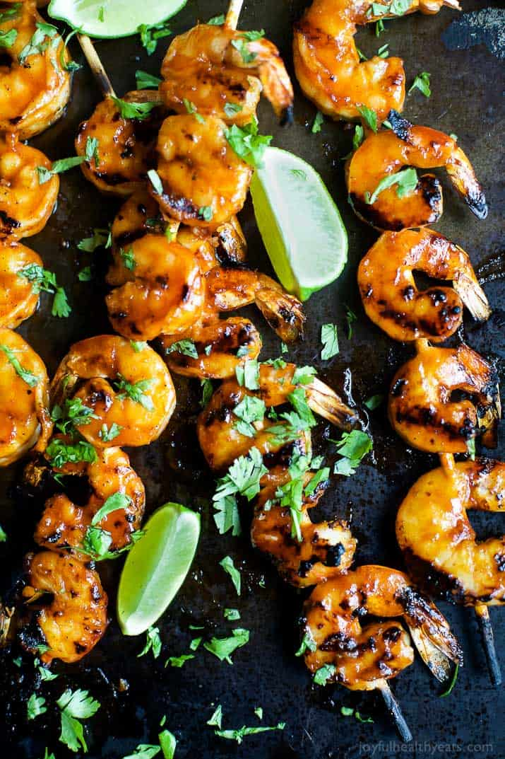 Honey sriracha grilled shrimp easy healthy recipes using real honey sriracha grilled shrimp an easy 30 minute meal or appetizer forumfinder Image collections