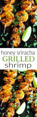 Honey Sriracha Grilled Shrimp_long