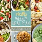 Healthy Meal Plan Week #92