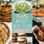 Healthy Meal Plan Week #95