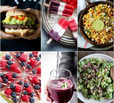 38 Delicious Recipes to ensure you have one EPIC 4th of July Party!