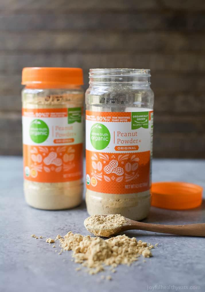 Image of Organic Peanut Powder