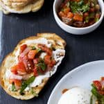 Image of Roasted Red Pepper Bruschetta