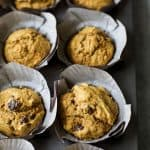 Healthy Carrot Cake Muffins - web-3