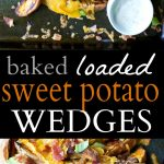 Load Sweet Potato Wedges | Game Day Food at Its Best!