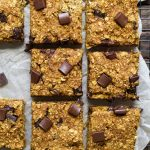 Oatmeal Chocolate Chip Pumpkin Bars