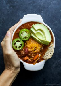Image of 30 Minute Beef Chili