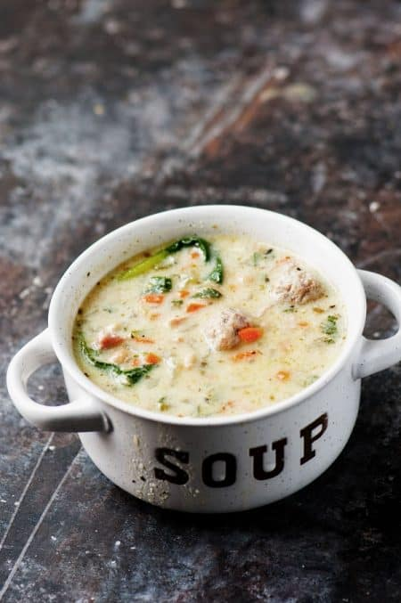 The ULTIMATE 28 drool worthy Comfort Soup Recipes to keep you warm all fall & winter long! From crock pot recipes, to instant pot, to long and slow or 30 minute recipes - all right here with the best soups EVA!