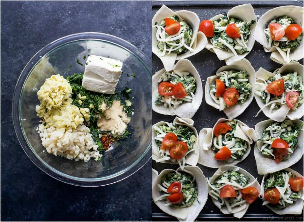 Easy Spinach Artichoke Dip Appetizer