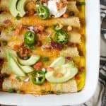 Overnight Breakfast Enchiladas - web-5