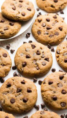 Image of Banana Chocolate Chip Cookies