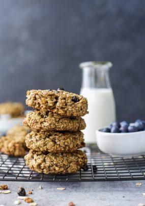 Image of Blueberry Breakfast Cookies