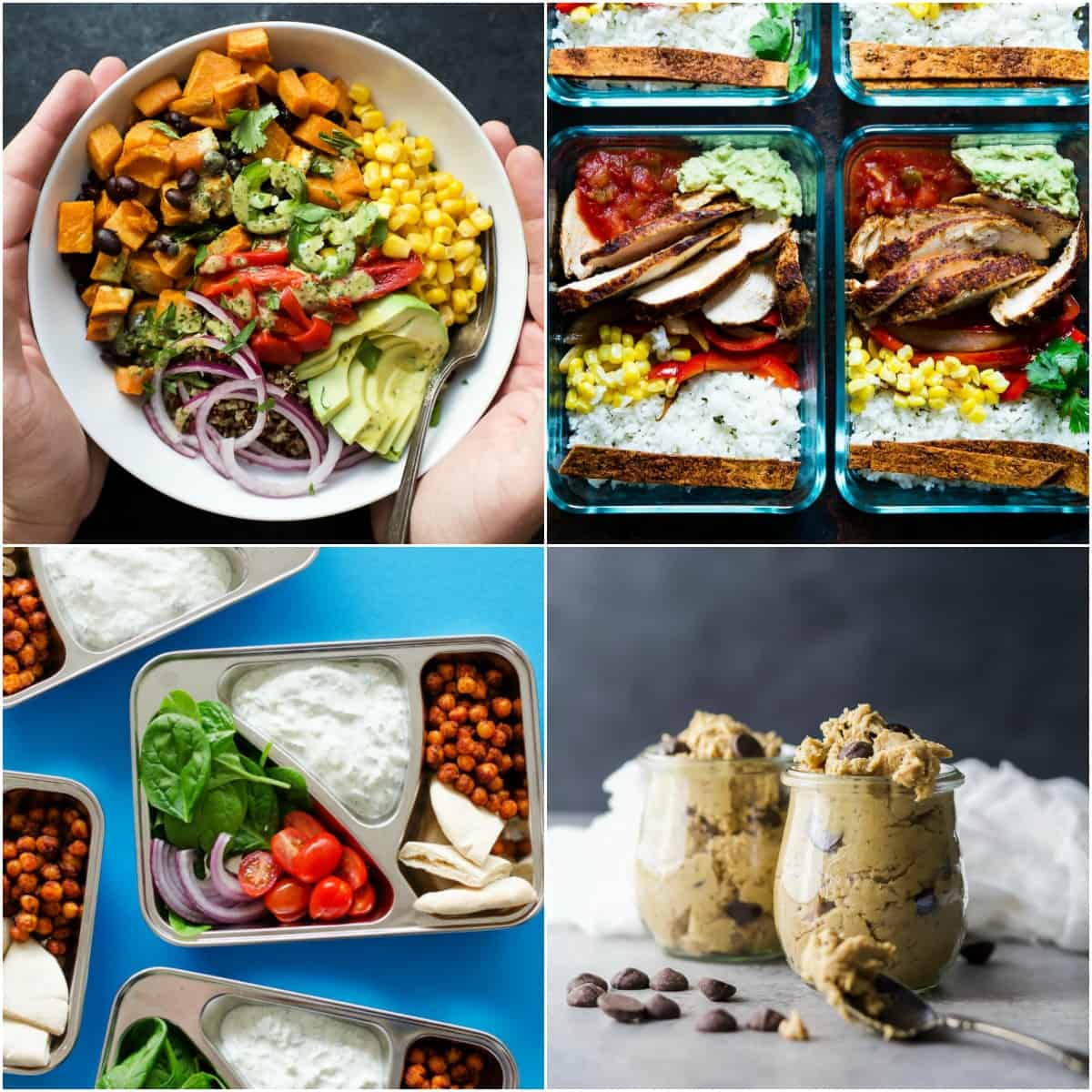 23 of the best meal prep recipes for breakfast lunch dinner easy 23 of the best meal prep recipes for breakfast lunch dinner easy healthy recipes forumfinder Gallery