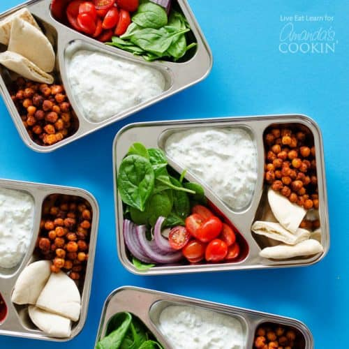 23 of the BEST Meal Prep Recipes for breakfast, lunch or dinner with a few dessert recipes snuck in there! Easy healthy recipes to prepare for the week that are guaranteed to keep you on track.