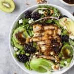 Blackberry Kiwi Balsamic Chicken Salad - web-5