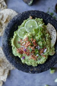 Image of Creamy Bacon Guacamole