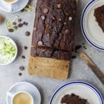 Image of Double Chocolate Zucchini Bread