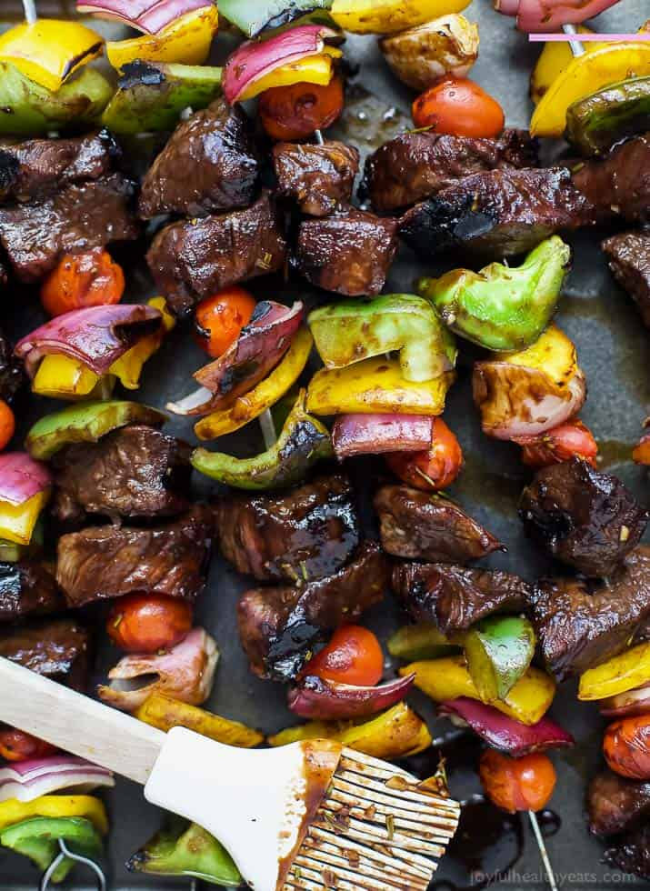 Best Beef Kabobs Recipe