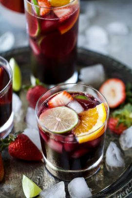 Image of Strawberry Summer Sangria