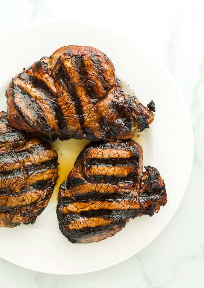 grilled steak for steak tacos