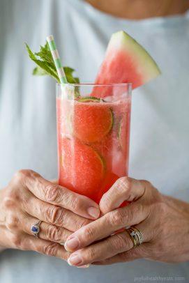 vodka watermelon cocktail recipe