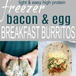 Freezer Bacon & Egg Breakfast Burrito_long