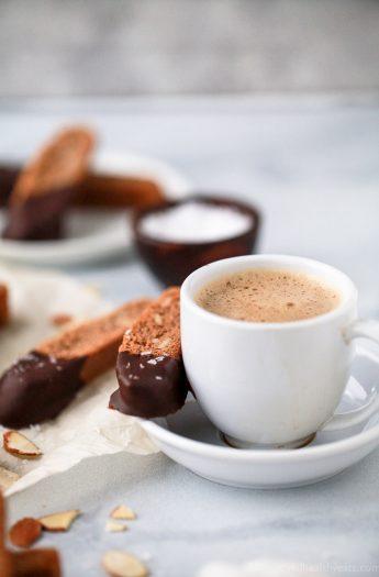 Gluten Free Amaretto Biscotti Recipe - web-6