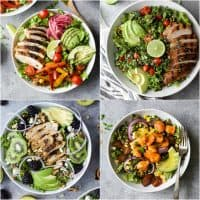 facebook image for 16 Epic Light & Easy Chicken Salad Recipes you need to make