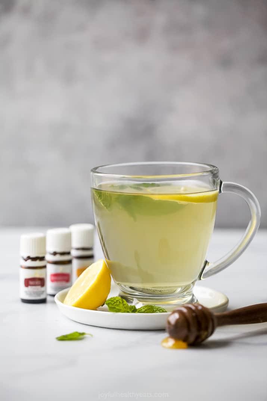 How to Make Wellness Thieves Tea