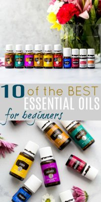 10 of the Best Essential Oils for Beginners | Young Living Essential Oils