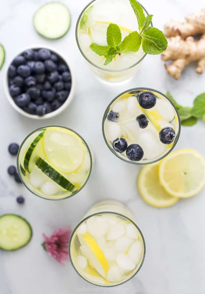 Slimming Lemon Detox Water | 4