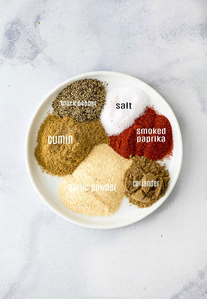 5 of the Best Dry Rub Recipes for Chicken - basic spice rub