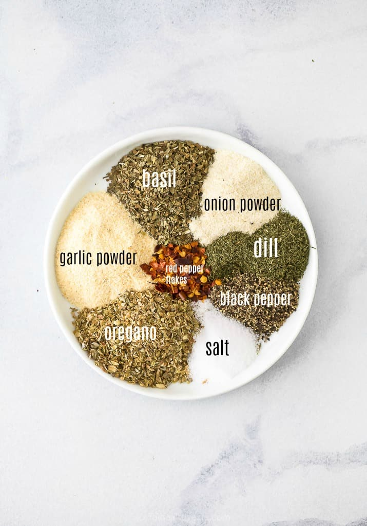 5 of the BEST Dry Rub Recipes for Chicken - mediterranean spice rub