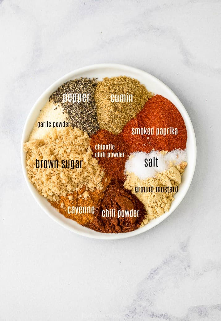5 of the Best Dry Rub Recipes for Chicken - Buffalo Spice Rub