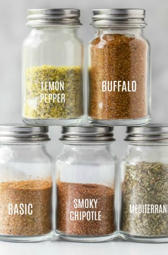 5 of the best dry rub recipes for chicken - feature image