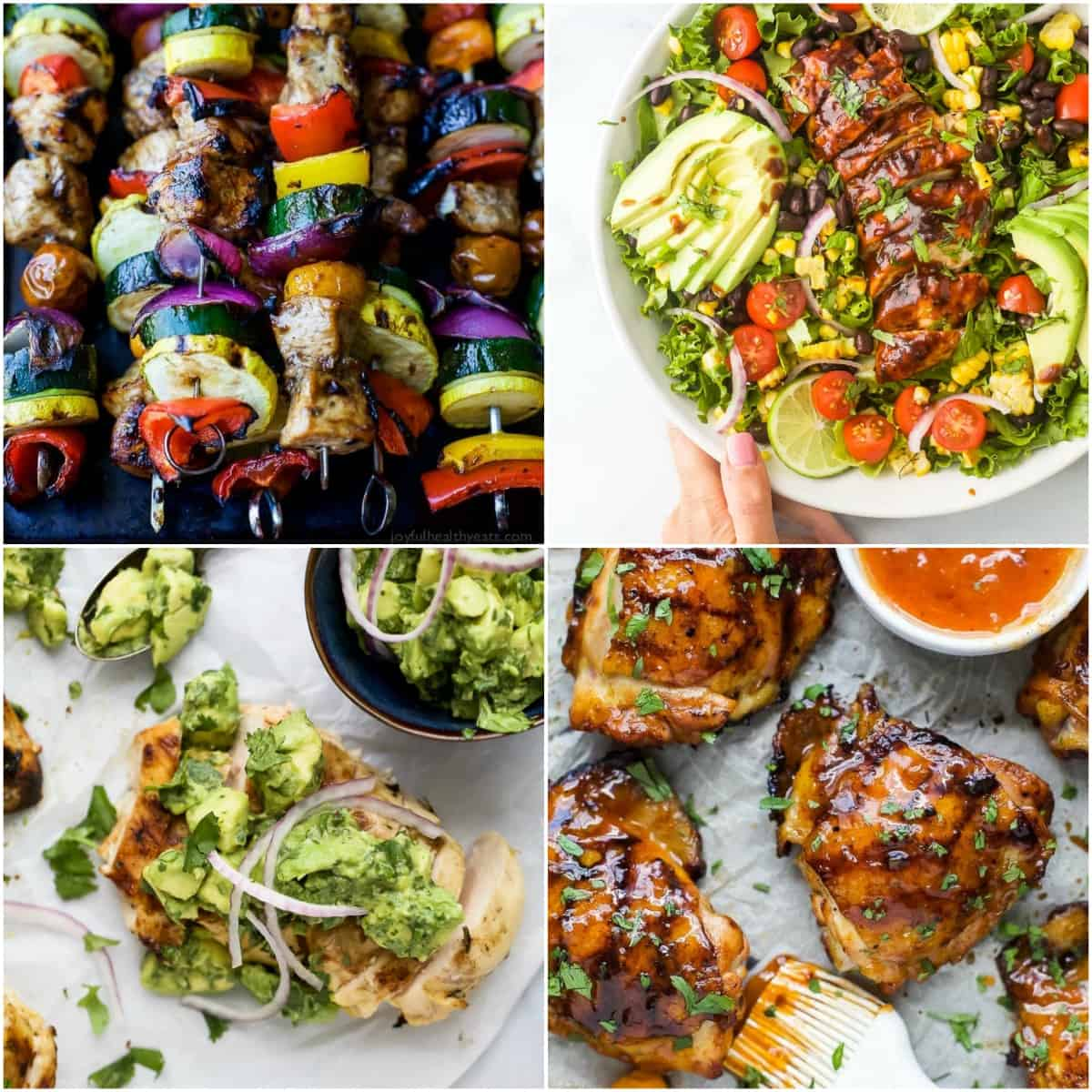 25 Best Grilled Chicken Recipes For Summer