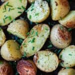 Image of Easy Garlic Ranch Potatoes