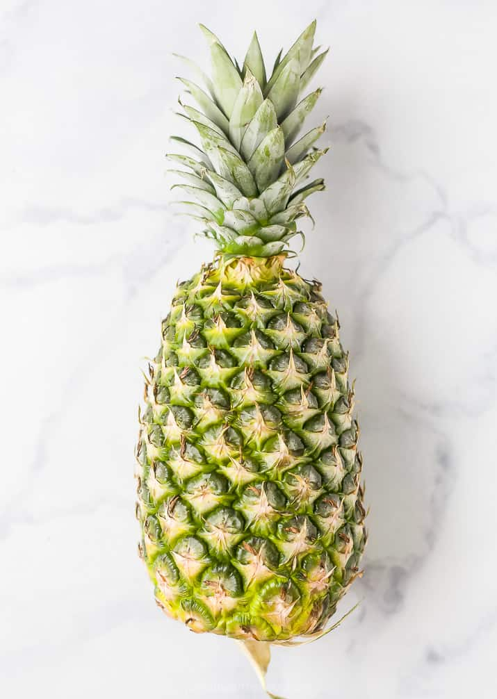 picture of a whole pineapple