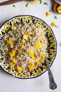 Image of Mango Couscous Salad