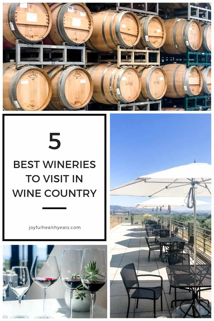 The Top 5 Wineries to Visit in California's Wine Country | Sonoma and Napa Valley